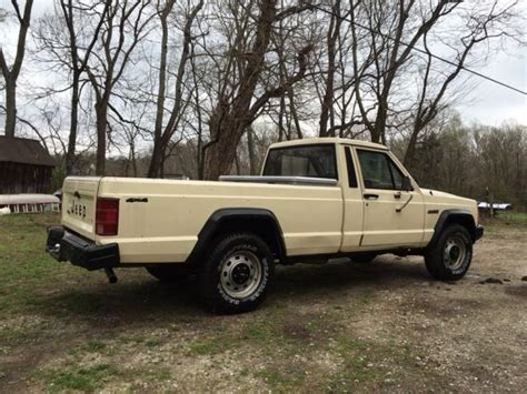 1986 jeep comanche 4x4 1986 jeep comanche 4x4