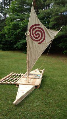 Moana Boat Au by Moana S Boat Moana Birthday Theme