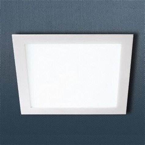 led recessed light square tthin 30w dimmable die