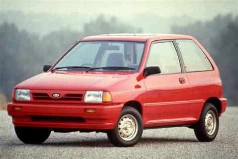 ford festiva  service manual  repair car service