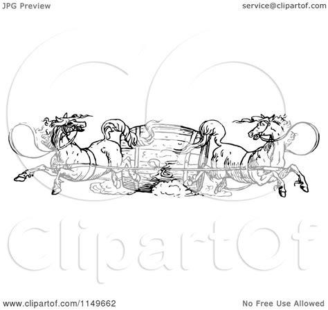 15 Barrel Horse Clipart