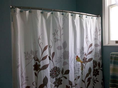 Shower Curtains :  Marvellous Clear Shower Curtain Clear Shower