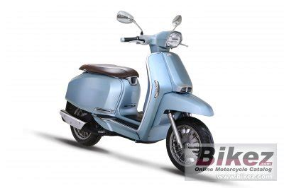 Lambretta V125 Special Picture by 2018 Lambretta V125 Special Specifications And Pictures
