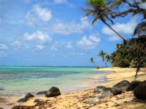 Please Don't Go To Little Corn Island, Nicaragua