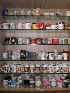 Collection, Of, Coffee, Mugs