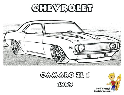 Hot Rod Coloring Pages To Print Coloring Home