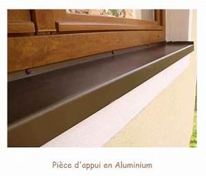 Appui De Fenetre Pvc : appuie de fenetre pvc free fentre bois with appuie de ~ Premium-room.com Idées de Décoration