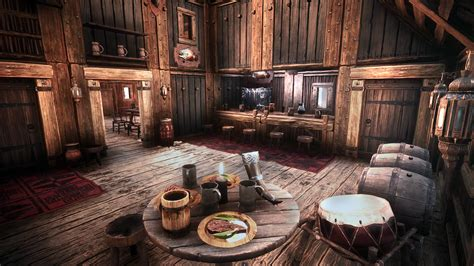 bar    cottage conanexiles