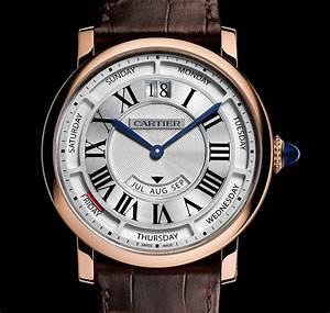 2017 Cartier Watches - 2018 Models - Wristwatches Guru