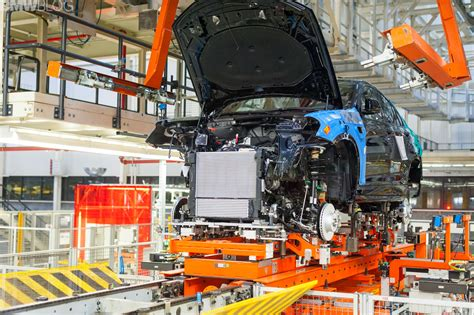 Bmw Plant Spartanburg Is Top U.s. Auto Exporter