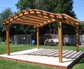 pergola design pergola design plans woodproject