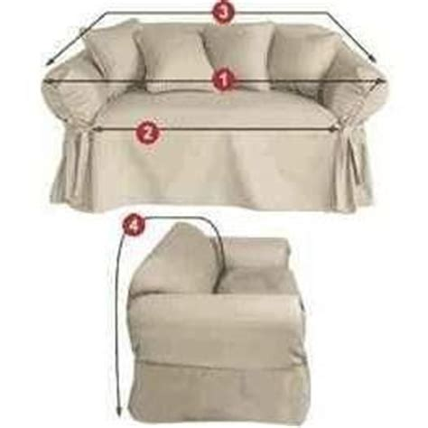 reclining loveseat slipcover suede taupe sure fit dual