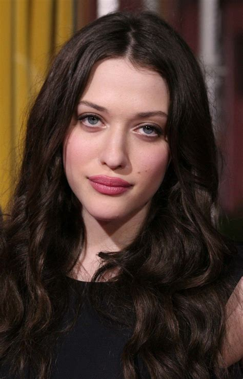 Times Kat Dennings Hair Makeup Were Red Carpet