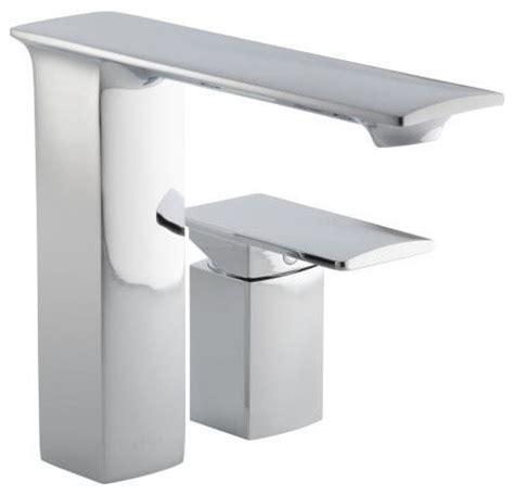 Kohler Tub Waterfall Faucet by Kohler K 14775 4 Cp Stance Single Handle Deck Mount