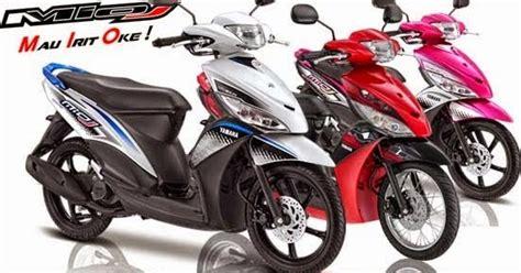 spesifikasi lengkap dan harga motor yamaha mio j terbaru spesifikasi motor