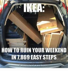 20 Relatable Memes That Capture Your Ikea Love Hate