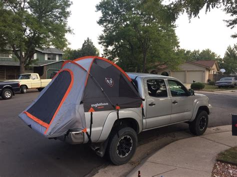 Tacoma Bed Tent by Truck Bed Tent Tacoma World
