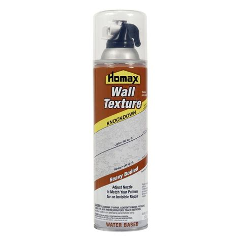 homax ceiling texture home depot homax 20 oz wall knockdown water based spray texture 4065