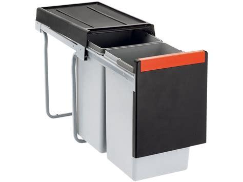 poubelle cuisine encastrable poubelle de cuisine le guide ultime