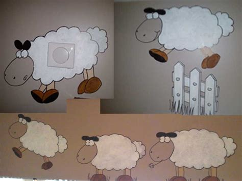 pochoir mural chambre pochoir chambre enfant gallery of deco mur chambre bebe