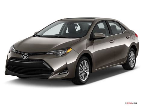 2018 Toyota Corolla Prices, Reviews, And Pictures