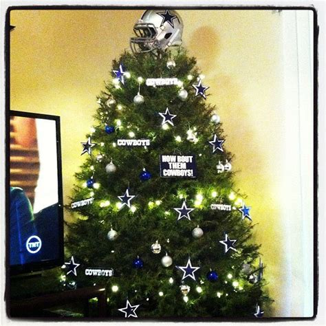love this tree dallas cowboys pinterest
