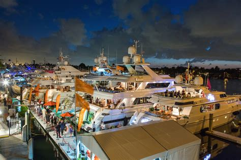 Boat Show Fort Lauderdale by Fort Lauderdale Boat Show 2018 Oct 31 Nov 4 Flibs