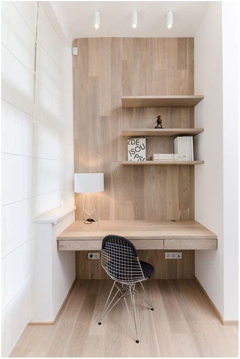 bureau petit espace 5 idées pour aménager un bureau dans un petit espace