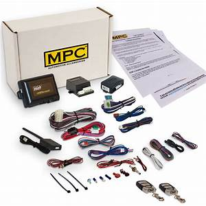 Complete Remote Start With Keyless Bypass Module For Chevy