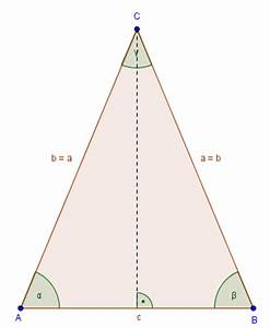 Höhe Berechnen : gleichschenkeliges dreieck ~ Themetempest.com Abrechnung
