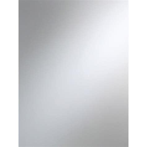autocollant pour carrelage cuisine miroir clair l 100 x l 100 cm 3 mm leroy merlin