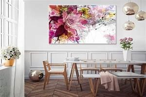 Décoration Murale Salle À Manger : d coration murale fleurie je dis oui ~ Dode.kayakingforconservation.com Idées de Décoration