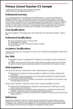 teachers resumes images letter  teacher
