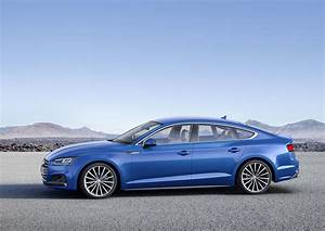 2017 Audi A5 Sportback  Because Regular Sedans Aren U0026 39 T Cool