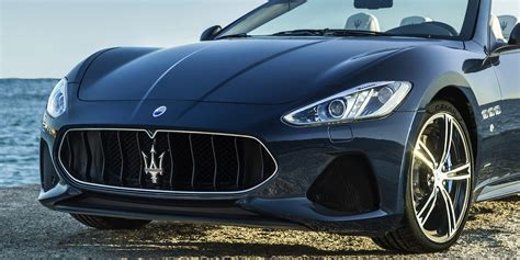 maserati granturismo 2018 maserati grancabrio granturismo fully revealed for