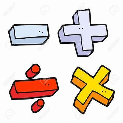 Clipart Math Symbols Cartoon Mathematics Symbol Clipartmag