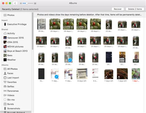 recently deleted photos iphone if you delete a photo from icloud photo library is it