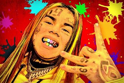 69 Tekashi Rapper Rap Star Easy Wallpapers