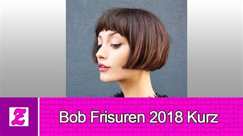 schoen bob frisuren  kurz youtube