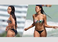 Angela Simmons Shows Off Ridiculous Bikini Body HipHollywood