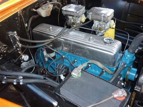 1953 Chevrolet 210 Mild Custom Belair Bomp 235 T5