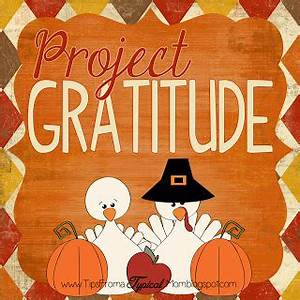 Tree Of Thanks Activity For Thanksgiving Project