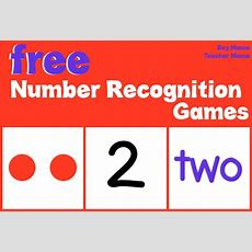 Teacher Mama Free Number Recognition Games  Boy Mama Teacher Mama