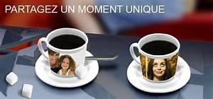 Tasse à Café Originale : tasse caf personnalis e avec votre photo photobox ~ Teatrodelosmanantiales.com Idées de Décoration