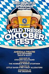 OKTOBERFEST FLYER TEMPLATE by AleComOn on DeviantArt