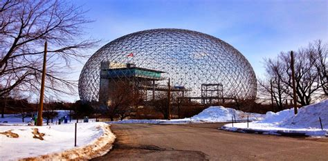 Sublime design: the geodesic dome