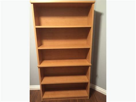 Solid Maple Bookcase by Solid Maple Bookcase East