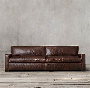 restoration hardware maxwell leather sofa restoration With restoration hardware maxwell sectional sofa