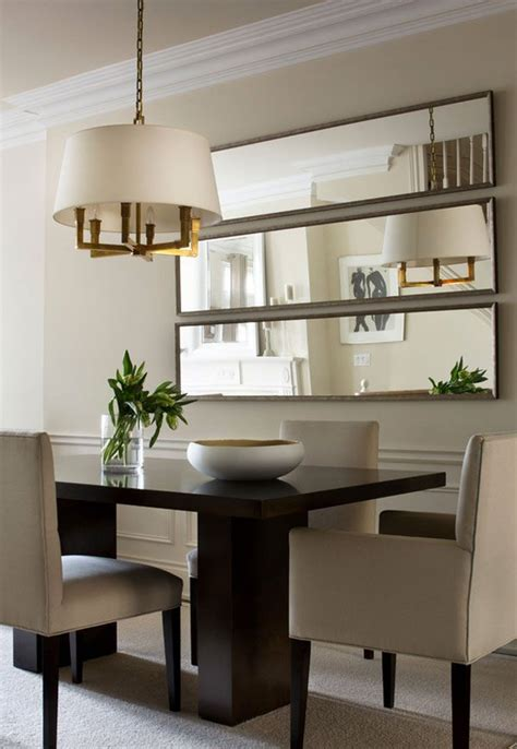 decorative mirrors  dining room eatwell