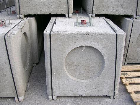 zavorre tamburini prefabbricati